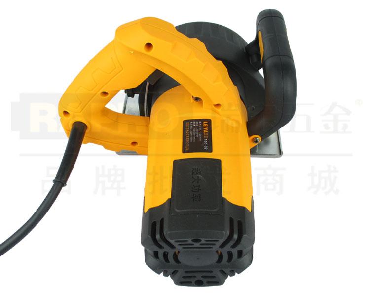 雷亚电动工具路面开槽机 5寸石材切割机155-02图片七