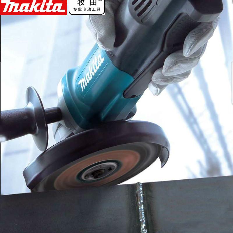 角磨机9553HN多功能家用切割机手砂轮电动工具图片四