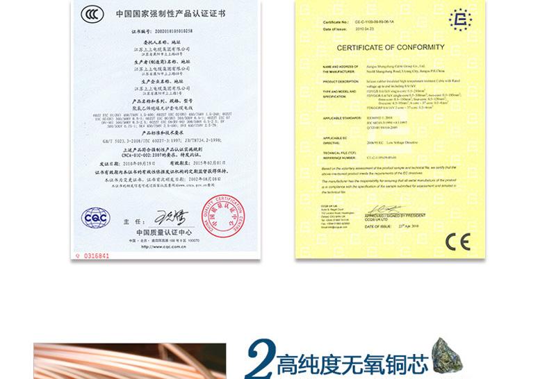 低烟无卤WDZA-BYJR6平方软线家用铜芯电线图片九