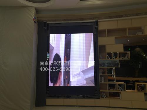 国产高亮P3室内全彩LED显示屏led电子显示大屏