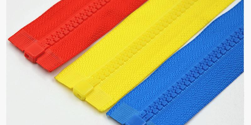 5号树脂开尾拉链 外套羽绒服运动服校服彩色树脂拉链图片十四