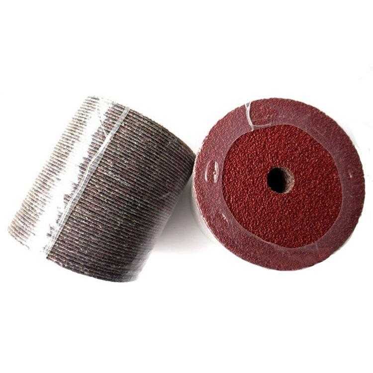 威力士砂纸片钢纸磨片纤维砂碟 打磨片图片三