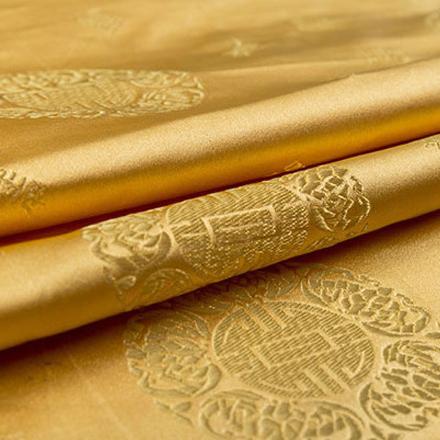 婚庆古装 寿星古装织锦缎图片三