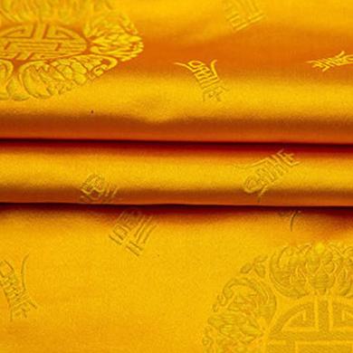 婚庆古装 寿星古装织锦缎图片四