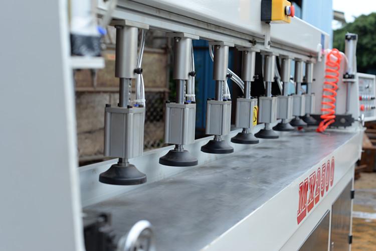 全自动铣边机 多功能拼板开槽机 直线修边机图片五
