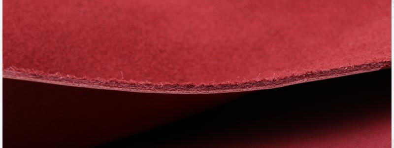 二层复古磨砂皮耐拉力二层牛皮|磨砂二层牛皮革图片十五