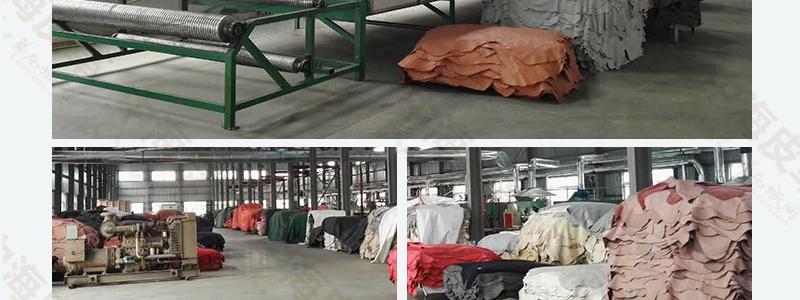二层复古磨砂皮耐拉力二层牛皮|磨砂二层牛皮革图片三十