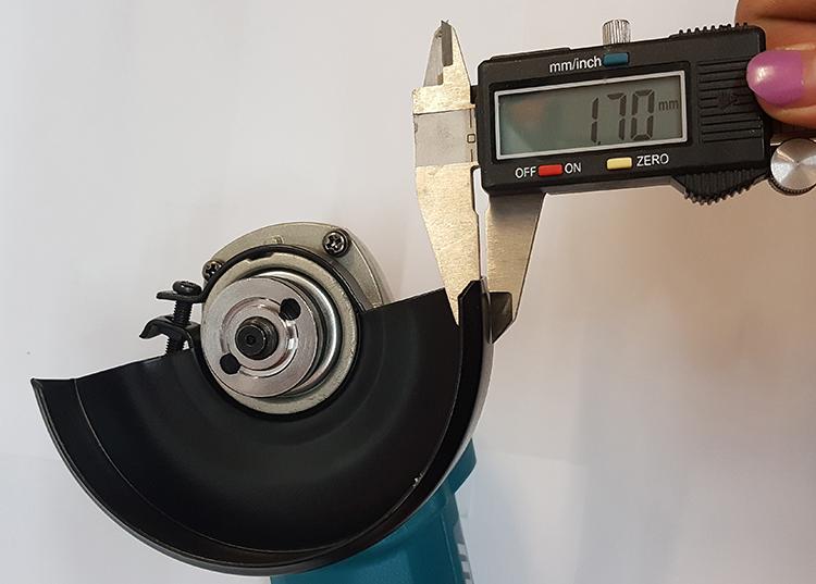 牧敌角磨机GST9013-100抛光机可切割用图片五