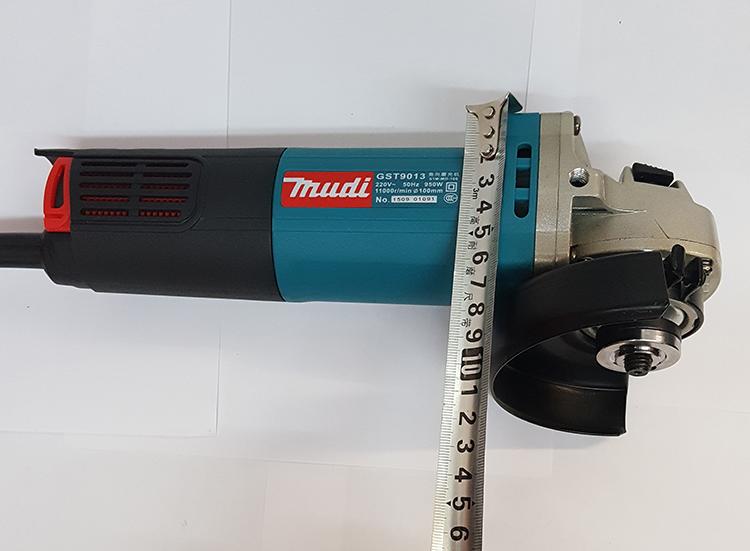 牧敌角磨机GST9013-100抛光机可切割用图片四