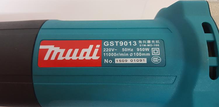牧敌角磨机GST9013-100抛光机可切割用图片十一
