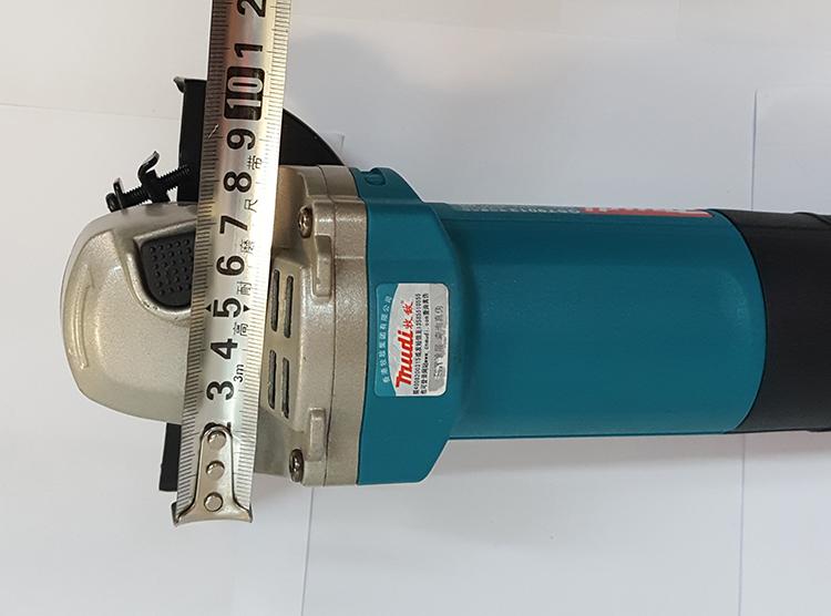 牧敌角磨机GST9013-100抛光机可切割用图片三