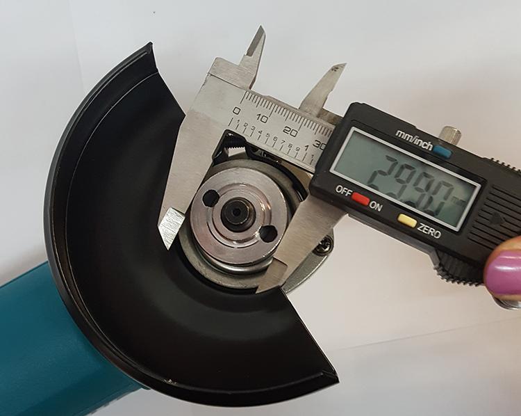 牧敌角磨机GST9013-100抛光机可切割用图片六
