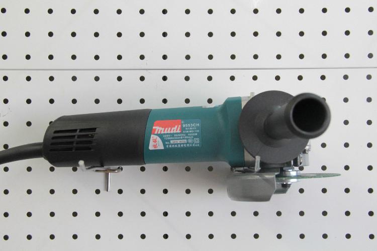 牧敌角磨机9553CH-100手持抛光机手砂轮图片一