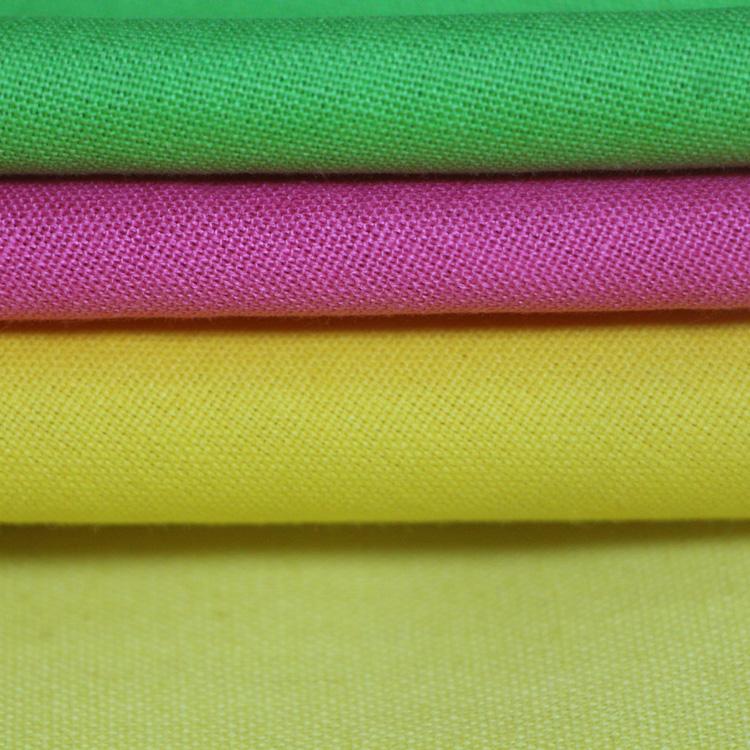 6安全棉全工艺染色帆布 手袋箱包面料 图片六