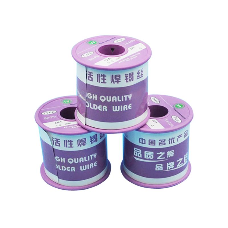 厂家直销有铅35%免清洗焊锡丝800g/卷图片四