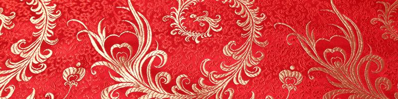 三伍织锦凤尾、竹叶花、蝴蝶牡丹、小牡丹图片十八