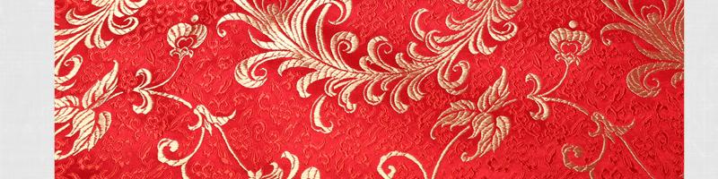 三伍织锦凤尾、竹叶花、蝴蝶牡丹、小牡丹图片二十六