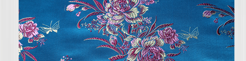 三伍织锦凤尾、竹叶花、蝴蝶牡丹、小牡丹图片三十三