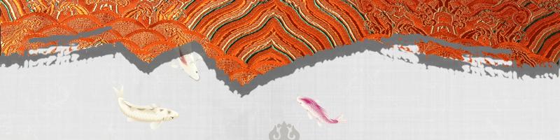 三伍织锦水浪花图片十九