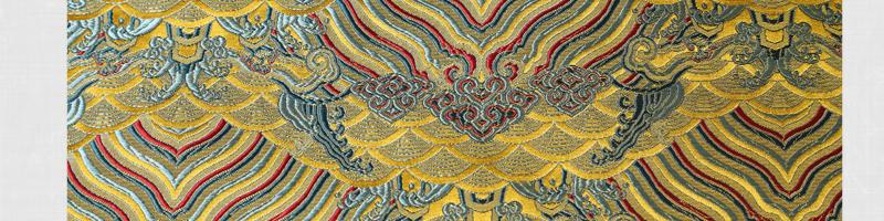 三伍织锦水浪花图片二十六