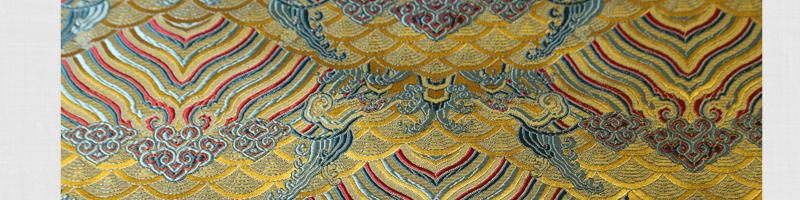 三伍织锦水浪花图片二十五