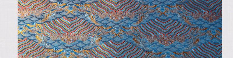 三伍织锦水浪花图片二十九