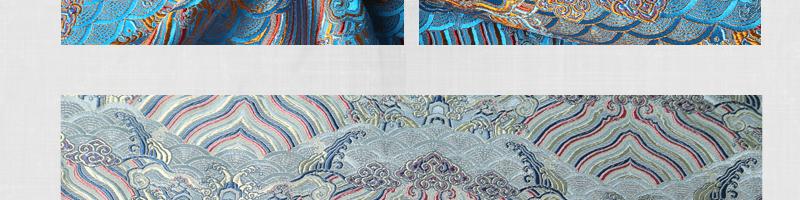 三伍织锦水浪花图片三十二