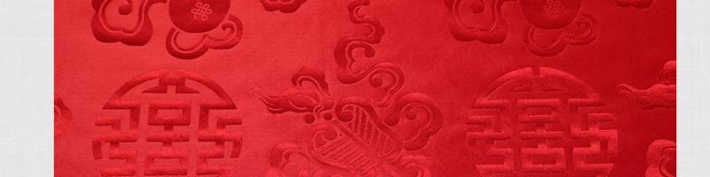 色织万寿缎葫芦花图片二十五