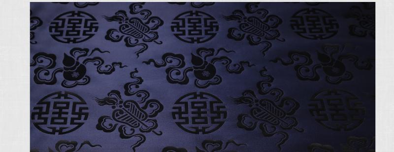 色织万寿缎葫芦花图片三十三