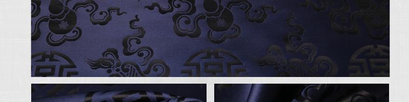 色织万寿缎葫芦花图片三十四