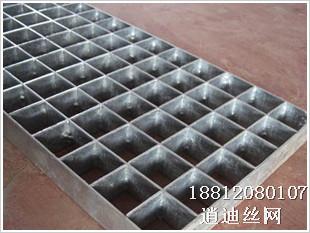 Q235热镀锌无锡钢格板图片一