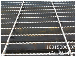 Q235热镀锌无锡钢格板图片二