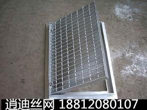 Q235热镀锌无锡钢格板图片三