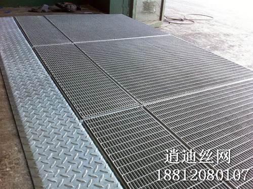 Q235热镀锌无锡钢格板图片四
