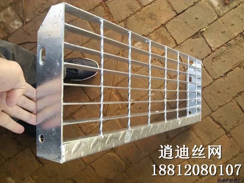 Q235热镀锌无锡钢格板图片五