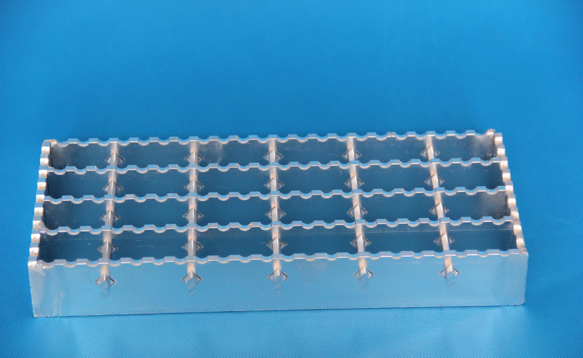 热浸锌钢格板@钢格板厂@无锡钢格板逍迪丝网专业生产图片六