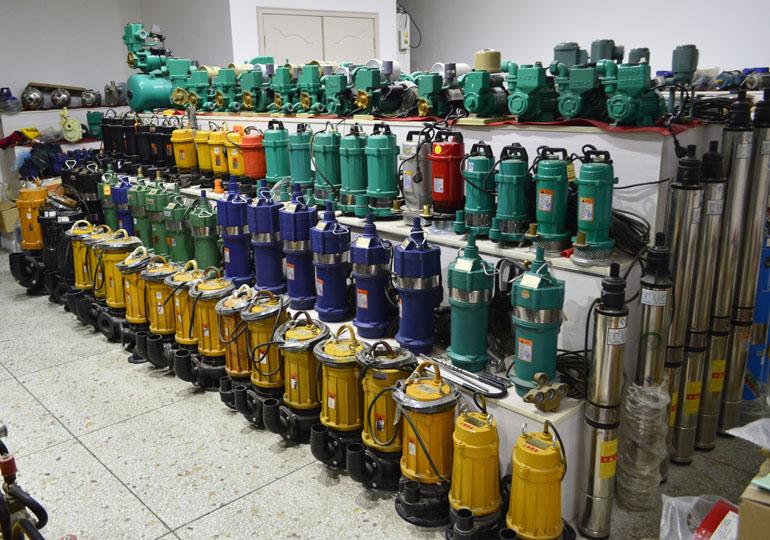 QY型充油式潜水电泵2200W扬程17米图片六