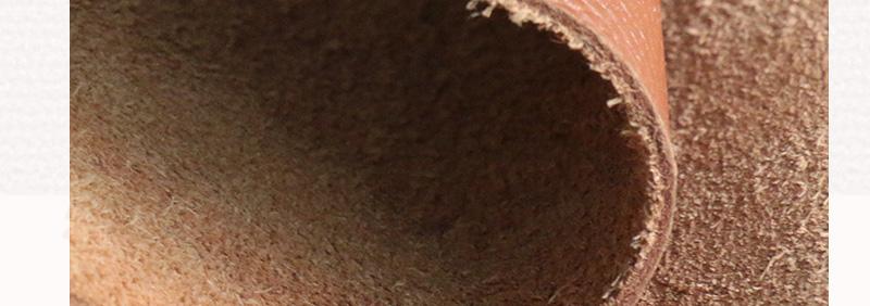 黄牛头层皮 中荔枝纹图片十一