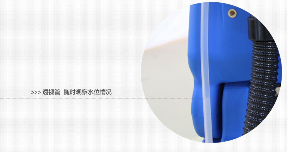 西安容恩R50手推式洗地机洗擦、吸干一次性完成图片四