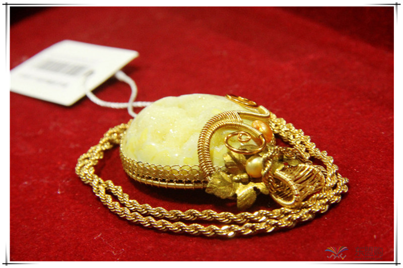 印尼 彩石项链 0202529图片七