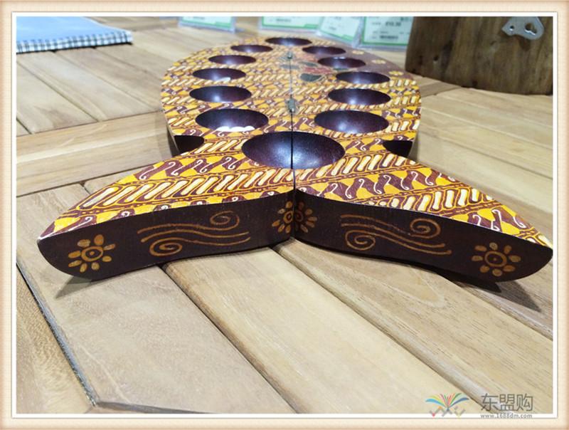 印尼 鱼形棋盘可收纳 0202233图片八
