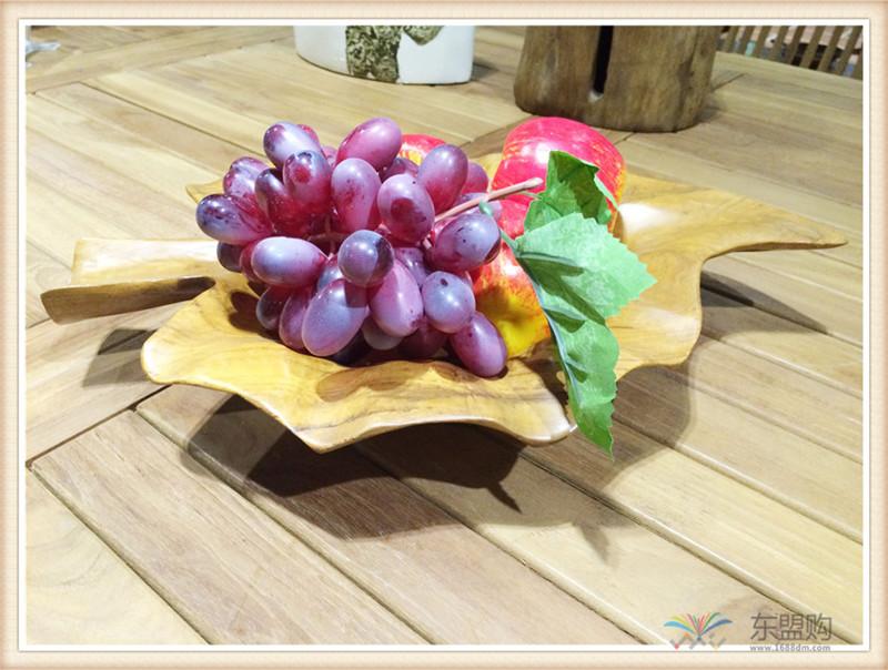 印尼 柚木果盘  0200970图片二