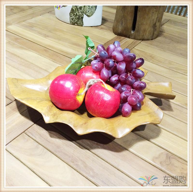 印尼 柚木果盘  0200970图片一