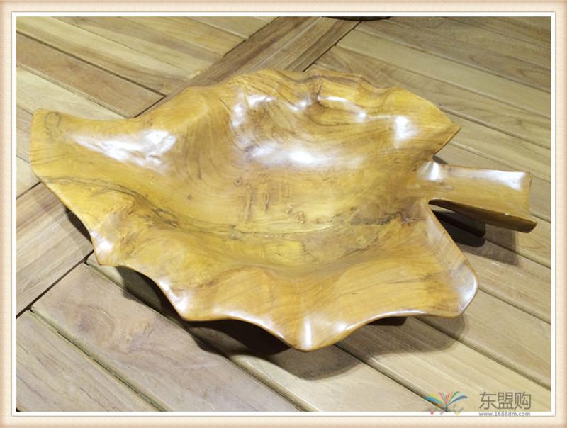 印尼 柚木果盘  0200970图片三