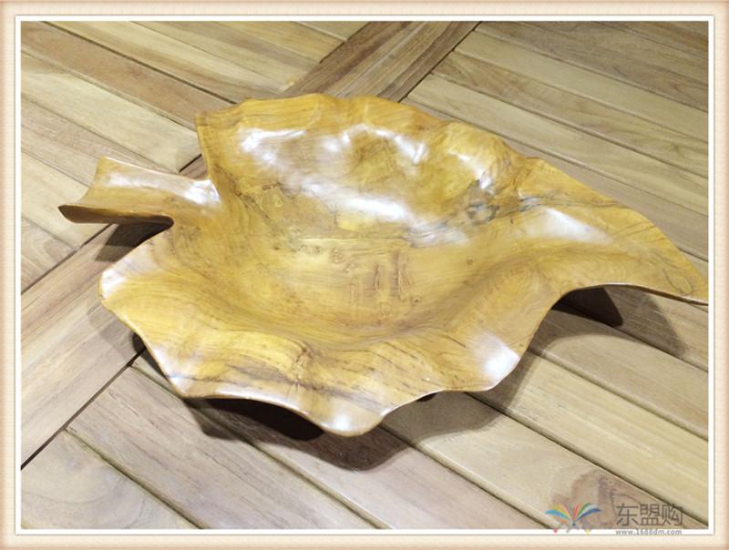 印尼 柚木果盘  0200970图片十