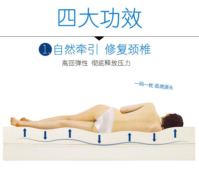 泰国 Sabai 天然乳胶床垫200X180X7.5cm 0213128图片十二