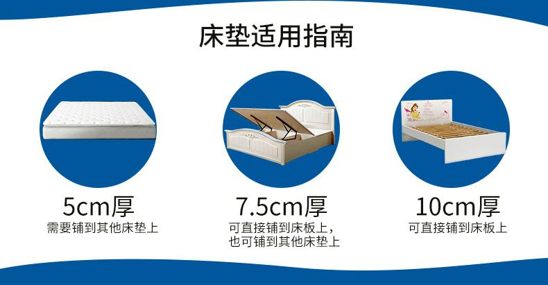 泰国 Sabai 天然乳胶床垫200X180X7.5cm 0213128图片十六