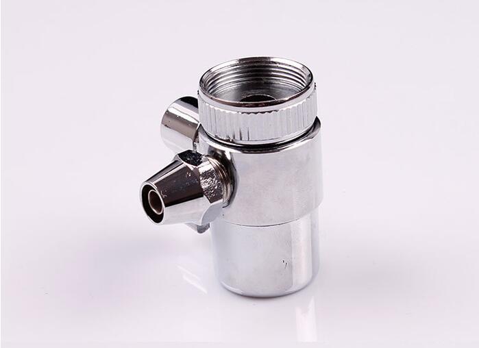 净水器五金配件 金属柄切换器图片二