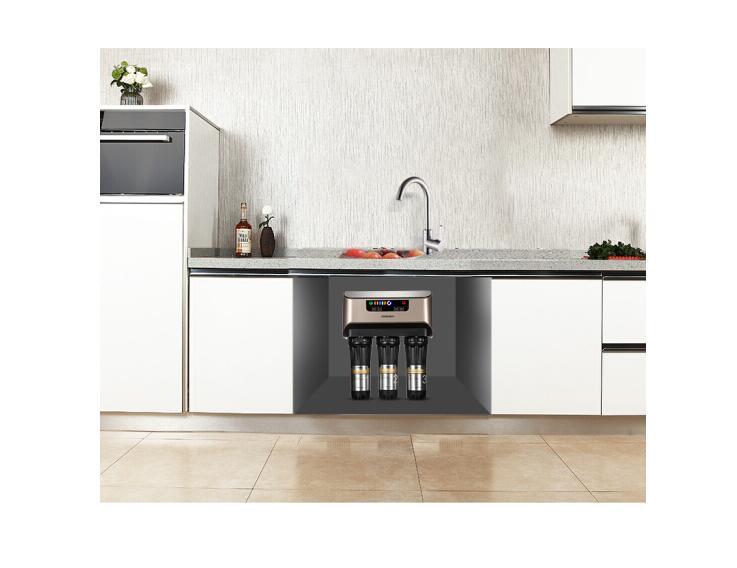 格美(GEMEI)家用厨房净水器直饮RO反渗透净水机GM-RO75G-DZ07(图片四