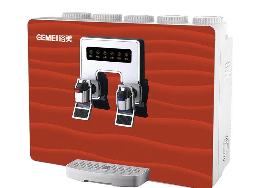 格美(GEMEI)GM-RO75G-Z116净水器 家用直饮纯水机冷热净饮一体机图片三